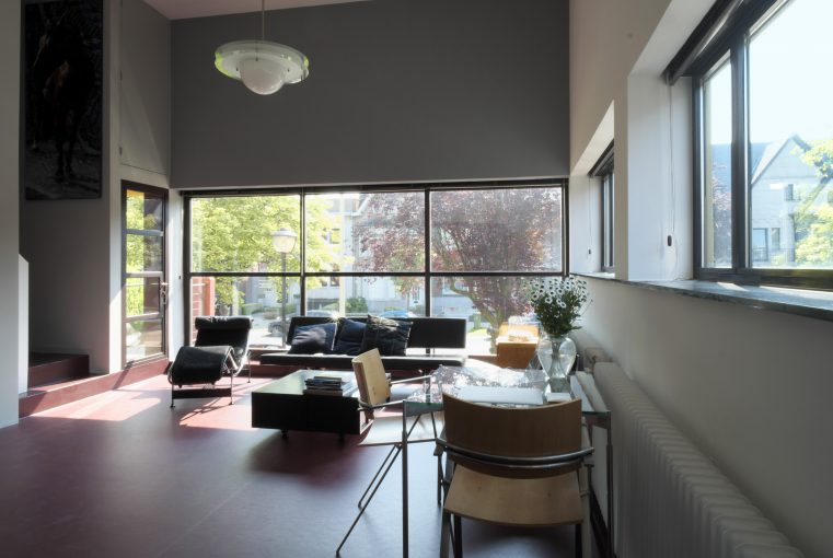 Foto s interieur huis peeters van gaston eysselinck for Interieur foto s