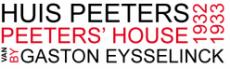 huis Peeters van Gaston Eysselinck, 1932-1933